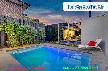 27 May 2017 StockTake Sale