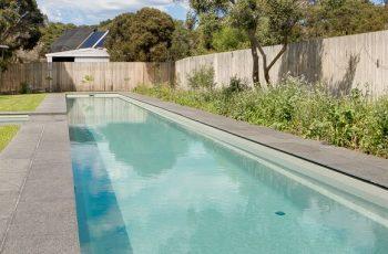 Compass Pools Melbourne Fibreglass Lap Pools