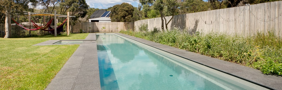 Compass Pools Melbourne Fibreglass Lap Pools