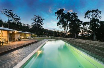 SPASA 2017 Awards Winner Best Residential Fibreglass Pool Over $60000
