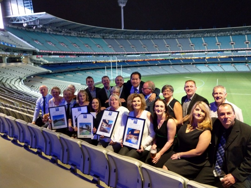 Compass Pools Melbourne SPASA 2017 Awards of Excellence 2