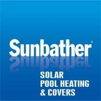 Compass Pools Melbourne Sunbather logo